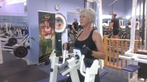 annie in gym (2)